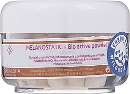 Parfémy, Parfumerie, kosmetika Zesvětlující bioaktivní pudr na obličej - Charmine Rose Melanostatic + Bio Active Powder