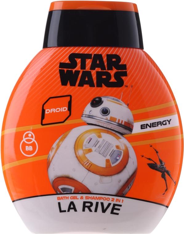 La Rive Star Wars Droid - Sprchový gel a šampon 2v1