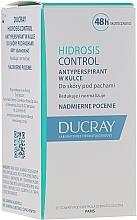 Parfémy, Parfumerie, kosmetika Antiperspirant - Ducray Hidrosis Control Roll-On Anti-Transpirant