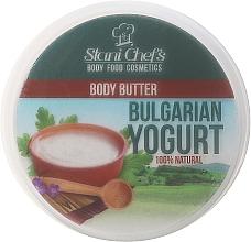 Parfémy, Parfumerie, kosmetika Tělový olej Bulgarian Yogurt - Hristina Stani Chef'S Bulgarian Yogurt Body Butter