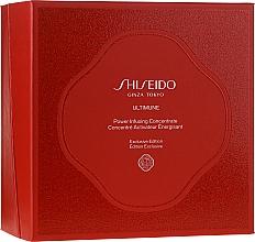 Parfémy, Parfumerie, kosmetika Sada - Shiseido Ultimune (conc/50ml + foam/15ml + softner/30ml + conc/3ml)