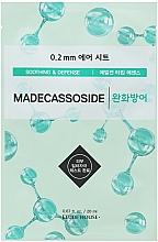 Parfémy, Parfumerie, kosmetika Plátýnková pleťová maska Madecassoside - Etude House Therapy Air Mask Madecassoside