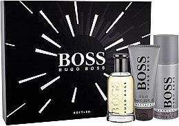 Parfémy, Parfumerie, kosmetika Hugo Boss Boss Bottled - Sada (edt/100ml + sh/gel/100ml + deo/sp/150ml)