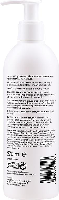 Normalizující sérum se zinkem a biotinem - Ziaja Pro Normalizing Serum with Zinc and Biotin — foto N2