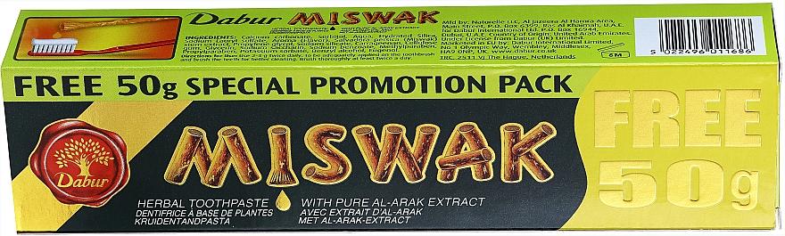 """Zubní pasta """"Bylinná"""" - Dabur Miswak"""