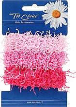 Parfémy, Parfumerie, kosmetika Gumičky na vlasy 3 ks, růžové - Top Choice