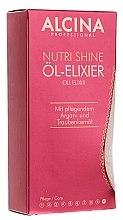 Parfémy, Parfumerie, kosmetika Výživný olej-elixír na vlasy - Alcina Nutri Shine Oil Elixir