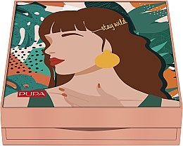 Parfémy, Parfumerie, kosmetika Paleta na líčení - Pupa Pupart M Stay Wild