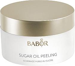 Parfémy, Parfumerie, kosmetika Cukrový peeling s olejem argánie - Babor Cleansing Sugar Oil Peeling