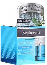 Parfémy, Parfumerie, kosmetika Gel pro normální až smíšenou pleť - Neutrogena Hydro Boost Water Gel For Normal & Combination Skin