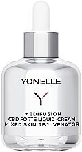Parfémy, Parfumerie, kosmetika Tekutý pleťový krém - Yonelle Medifusion CBD Forte Liquid-Cream