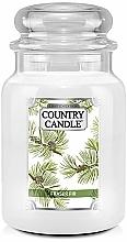 Parfémy, Parfumerie, kosmetika Vonná svíčka - Country Candle Fraser Fir