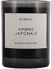 Parfémy, Parfumerie, kosmetika Vonná svíčka - Byredo Fragranced Candle Ambre Japonais