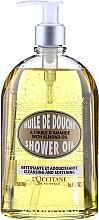 """Parfémy, Parfumerie, kosmetika Sprchový olej """" Mandlový """" - L'Occitane Almond Shower Oil"""