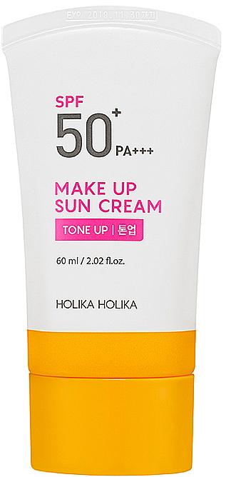 Opalovací krém-základ pod make-up - Holika Holika Make-up Sun Cream SPF 50+ PA+++