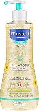 Parfémy, Parfumerie, kosmetika Čisticí olej - Mustela Sunflower Cleansing Oil