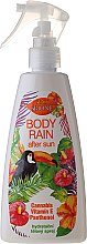 Parfémy, Parfumerie, kosmetika Sprej na tělo po opalování - Bione Cosmetics Body Rain After Sun