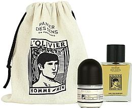 Parfémy, Parfumerie, kosmetika Panier des Sens L'Olivier - Sada (edp/50ml + deo/50ml)