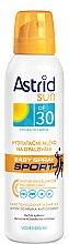Parfémy, Parfumerie, kosmetika Opalovací tělový sprej SPF 30 - Astrid Easy Spray Sports SPF 30