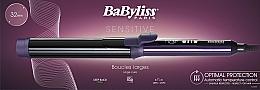Parfémy, Parfumerie, kosmetika Kulma na vlasy, 32 mm, fialová - BaByliss C632E