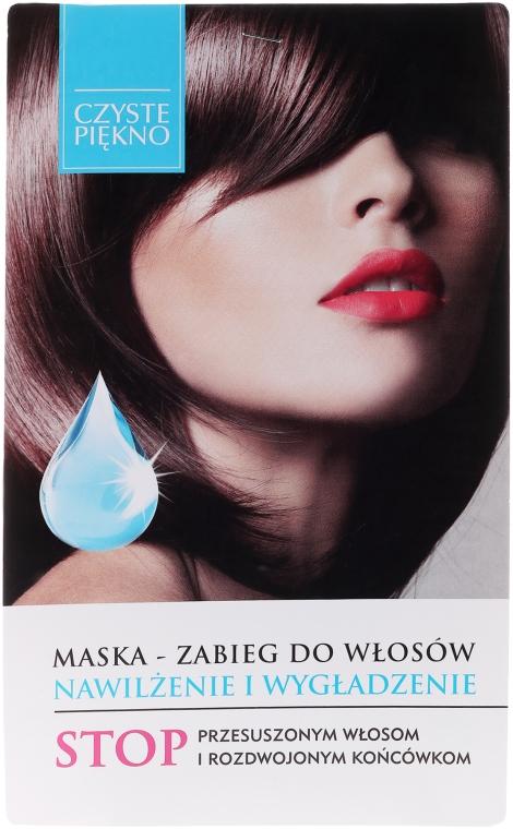 Vlasová maska hydratační a vyhlazující - Czyste Piękno