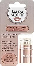 Parfémy, Parfumerie, kosmetika Hydratační gel na rty - Laura Conti Crystal Clear Hydro Lip Gel