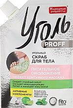 Parfémy, Parfumerie, kosmetika Uhelný scrub na tělo Výživné omlazení - Fito Kosmetik Lidové recepty