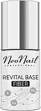 Parfémy, Parfumerie, kosmetika Báze pod gel lak - NeoNail Professional Revital Base Fiber