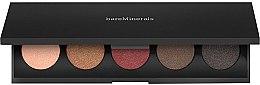 Parfémy, Parfumerie, kosmetika Paleta očních stínů - Bare Escentuals Bare Minerals Bounce & Blur Eyeshadow Palette Dusk