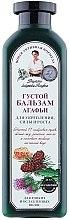 Parfémy, Parfumerie, kosmetika Balzám na husté vlasy Agafya na zvýšení síly a růstu - Recepty babičky Agafyy