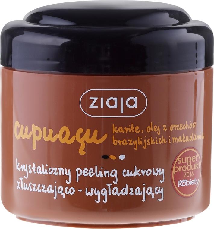 Cukrový tělový peeling - Ziaja Sugar Body Scrub