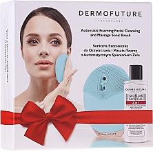 Parfémy, Parfumerie, kosmetika Sada - DermoFuture (brush/1pcs + f/gel/150ml)