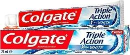 Parfémy, Parfumerie, kosmetika Bělicí zubní pasta - Colgate Triple Action Xtra White