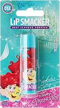 """Parfémy, Parfumerie, kosmetika Balzám na rty """"Ariel"""" - Lip Smacker Disney Shimmer Balm Ariel Lip Balm Calypso Berry"""