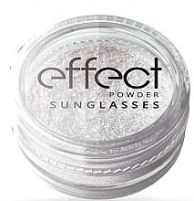 Parfémy, Parfumerie, kosmetika Pudr na nehty - Silcare Sunglasses Effect Powder
