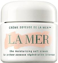Parfémy, Parfumerie, kosmetika Něžný zvlhčující krém na obličej - La Mer The Moisturizing Soft Cream