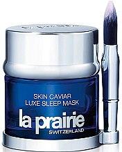 Parfémy, Parfumerie, kosmetika Noční maska na obličej - La Prairie Skin Caviar Luxe Sleep Mask