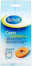 Parfémy, Parfumerie, kosmetika Ochranné polštářky proti mozolům - Scholl Corn Cushions-Foam