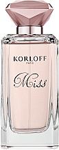 Parfémy, Parfumerie, kosmetika Korloff Paris Miss - Parfémovaná voda