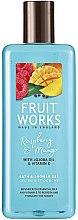 Parfémy, Parfumerie, kosmetika Sprchový gel Raspberry & Mango - Grace Cole Fruit Works Raspberry & Mango