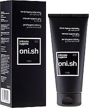 Parfémy, Parfumerie, kosmetika Gel pro intimní hygienu - Oni.sh Men Intimate Hygiene Gel