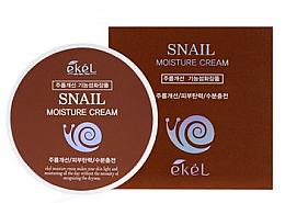 Parfémy, Parfumerie, kosmetika Pleťový krém s hlemýždím mucinem - Ekel Snail Moisture Cream