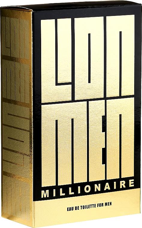 Vittorio Bellucci Lion Men Millionaire - Toaletní voda