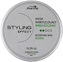 Parfémy, Parfumerie, kosmetika Vosk lesklý - Joanna Styling Effect Glossing Wax