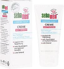 Parfémy, Parfumerie, kosmetika Matující krém na pokožku obličeje nachylnou k akné - Sebamed Clear Face Mattifying Cream
