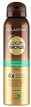 Parfémy, Parfumerie, kosmetika Samoopalovací sprej na tělo - Kolastyna Luxury Bronze
