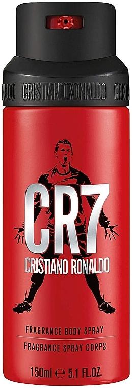 Cristiano Ronaldo CR7 - Deodorant-sprej