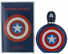 Parfémy, Parfumerie, kosmetika Marvel Captain America - Toaletní voda