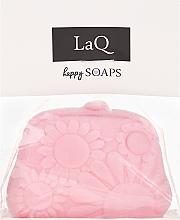 Parfémy, Parfumerie, kosmetika Přírodní, ručně vyráběné mýdlo Peněženka s vůní třešně - LaQ Happy Soaps Natural Soap