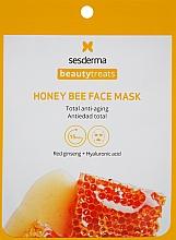 Parfémy, Parfumerie, kosmetika Anti-aging pleťová maska - SesDerma Laboratories Beauty Treats Honey Bee Face Mask